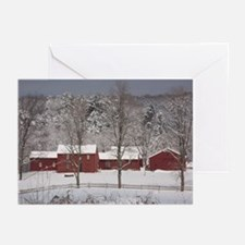 Scenic in the Snow Greeting Cards (Pk of 10)
