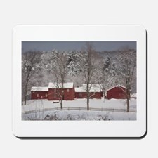 Scenic in the Snow Mousepad
