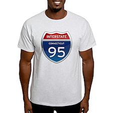 Connecticut Interstate 95 T-Shirt