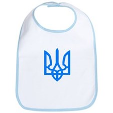 Cute Ukraine travel Bib