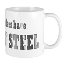 Options traders have balls of steel Mugs