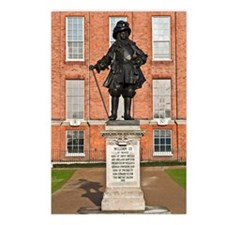 Statue of King William II Postcards (Package of 8)