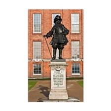 Statue of King William III Decal
