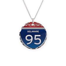Delaware Interstate 95 Necklace