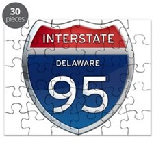 Delaware Interstate 95 Puzzle
