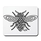 Bees Mouse Pads