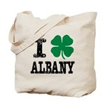 Albany Irish Tote Bag