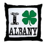 Albany Irish Throw Pillow
