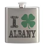 Albany Irish Flask