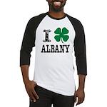 Albany Irish Baseball Jersey