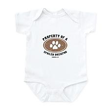 Doxiepoo dog Infant Bodysuit