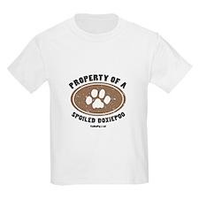 Doxiepoo dog Kids T-Shirt