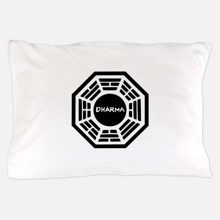 Dharma Initiaive Logo Pillow Case