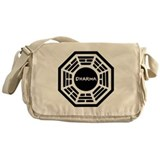 Losttv Messenger Bag