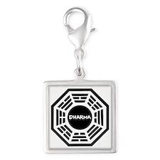 Dharma Initiaive Logo Charms