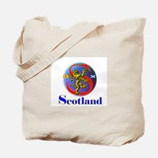 All Things Scottish Tote Bag