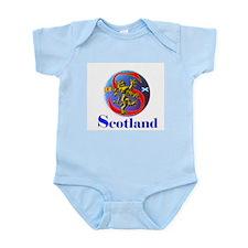 All Things Scottish Infant Bodysuit