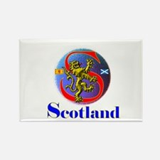 All Things Scottish Rectangle Magnet