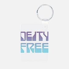 Deity Free Keychains