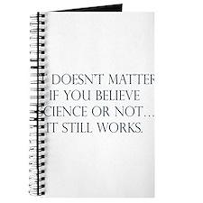 believe science Journal