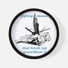 flyingmonkey.png Wall Clock