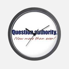 questionauthority.png Wall Clock