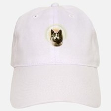 God Cat Baseball Baseball Cap