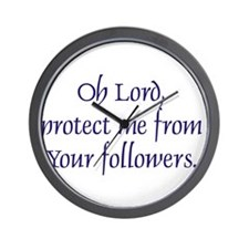 protectmefromfollowers.png Wall Clock