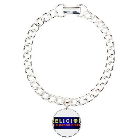 mentalillness.png Charm Bracelet, One Charm
