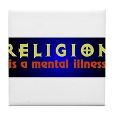 mentalillness.png Tile Coaster