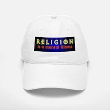 mentalillness.png Baseball Baseball Cap