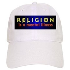 mentalillness.png Baseball Cap