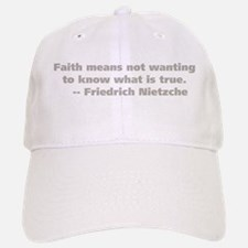 faithmeans.png Baseball Baseball Cap