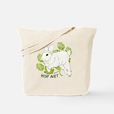 Hop Art Tote Bag