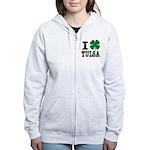 Tulsa Irish Zip Hoodie