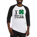 Tulsa Irish Baseball Jersey