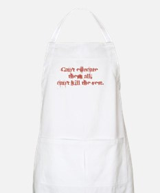 Can't Educate Them All Apron