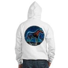 Electric Zorse Hoodie