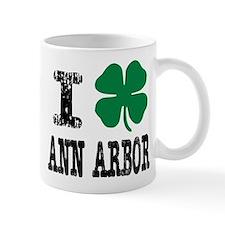 Ann Arbor Irish Mugs