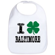 Baltimore Irish Bib