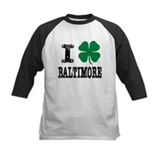 Baltimore Irish Baseball Jersey