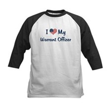 Warrant Officer: Flag Love Tee