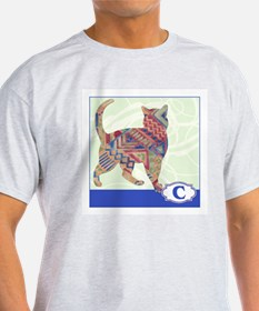 C is for Cat.png T-Shirt
