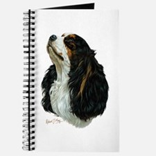 Unique Cavalier king charles Journal