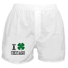 Chicago Irish Boxer Shorts