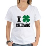 St. patrick\'s day Womens V-Neck T-shirts