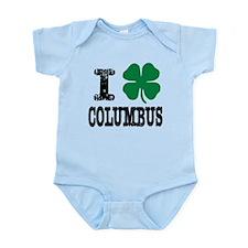 Columbus Irish Body Suit