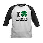 Columbus Irish Baseball Jersey