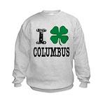 Columbus Irish Sweatshirt