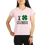 Columbus Irish Performance Dry T-Shirt